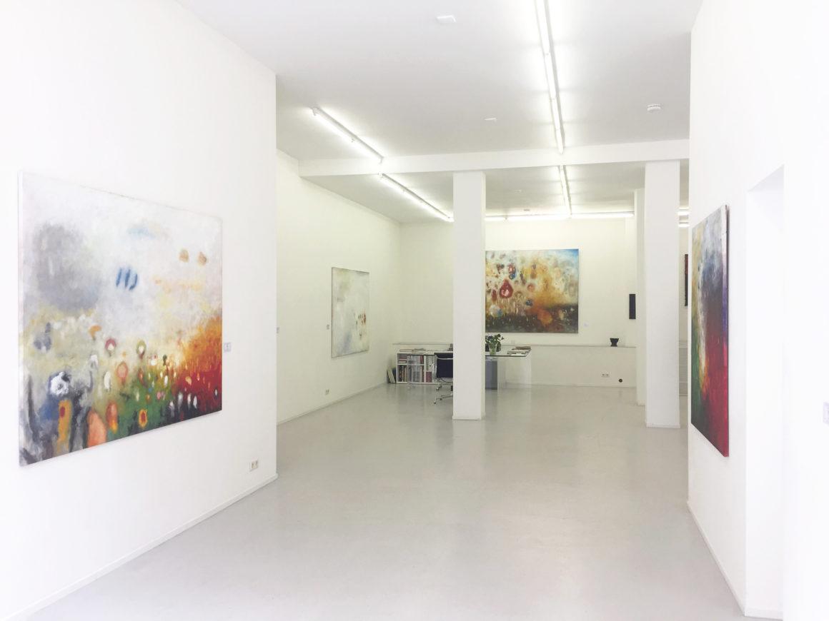 Galerie Mia Joosten te gast bij BMB 'Abstracten' | 15 juli – 26 augustus 2017