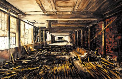 Winterexpositie Galerie Mia Joosten te gast bij BMB | 30 november – 11 januari 2019