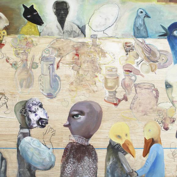 Marjan Jaspers 'Wereld van dingen, schepsels en groeisels' | 14 maart – 25 april 2020